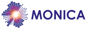 MONICA – Sound and security applications for large, open-air events Logo