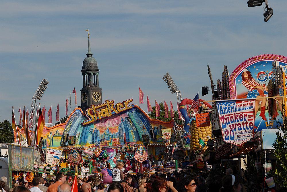 The Hamburg DOM, photo courtesy of the City of Hamburg