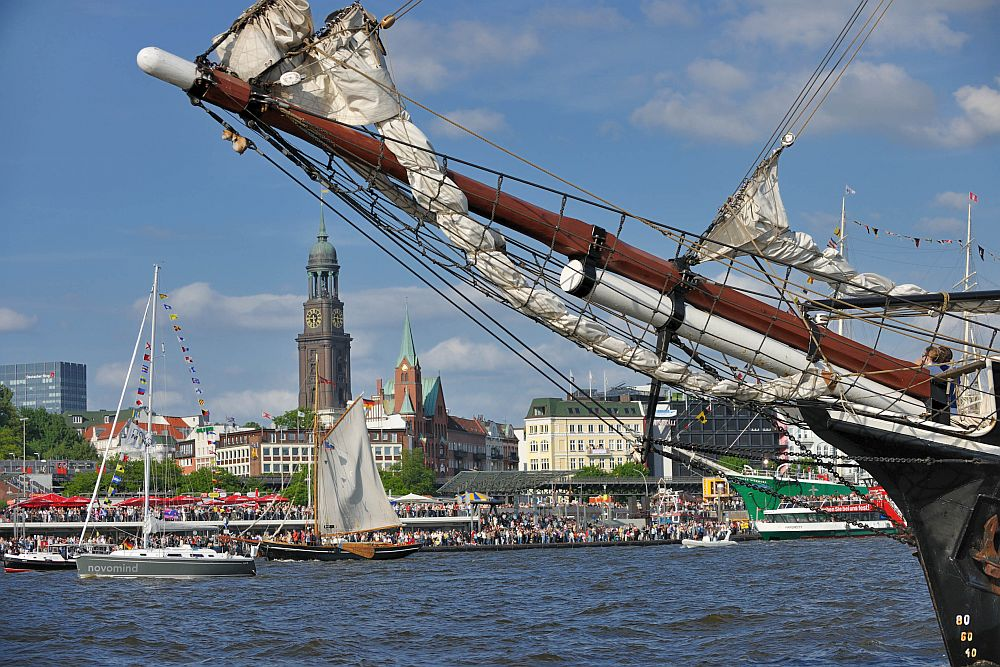 Hamburg Port Anniversary, photo courtesy of the City of Hamburg