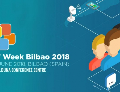 Visit us at the IoT Week in Bilbao