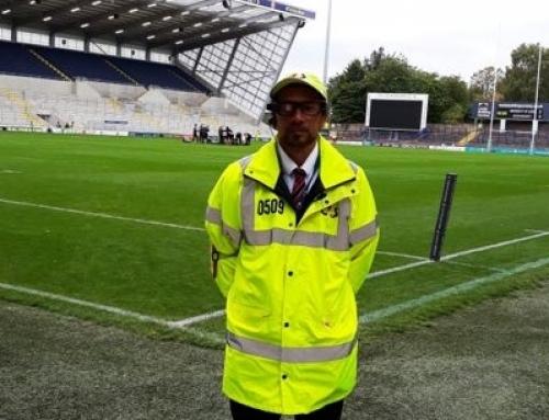Leeds based G4S stewards test MONICA smart glasses