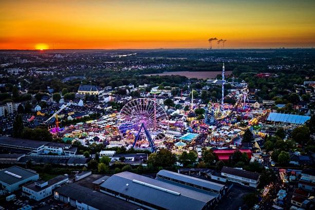 Pützschens Markt 2018 © Stadt Bonn
