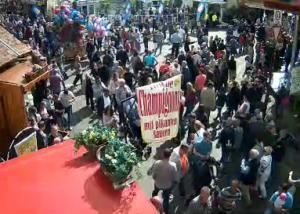 Pützschens Markt Crowd